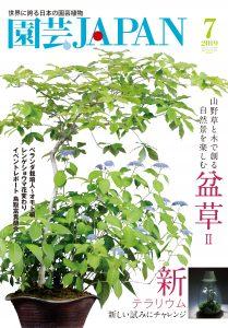 園芸JAPAN 2019年7月号