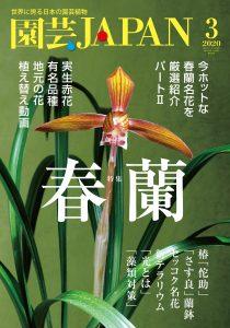 園芸JAPAN 2020年3月号