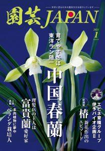 園芸JAPAN 2021年1月号